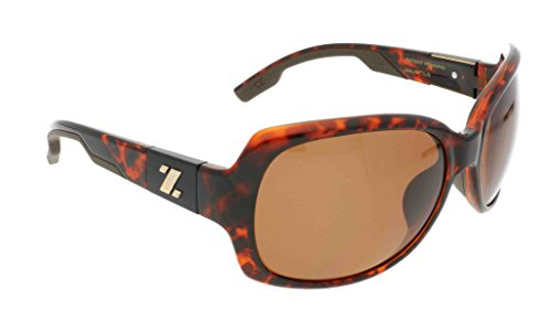 Zeal Optics Penny Lane Polarized Sunglasses - Demi Tortoise Frame with Copper Lens