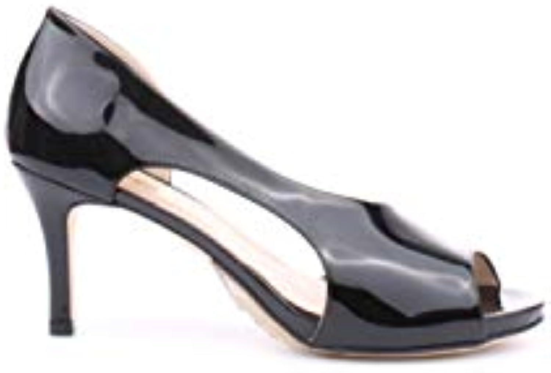 Melluso S815 Nero Scarpa Donna Decolletè spuntata Tacco Medio | Bassi costi  | Uomo/Donne Scarpa