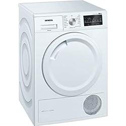 Sèche linge Condensation WT45W408FF / Pompe à chaleur/capacité 8 Kg/Classe énergétique A+++
