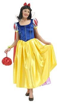 Schneewittchen Deluxe Kostüm - Disney Damen Kostüm Schneewittchen Deluxe in Größe S(34/36).