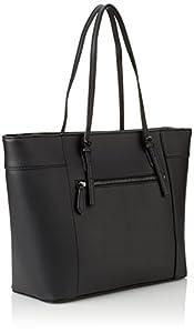 Guess - Bolso para mujer, color negro