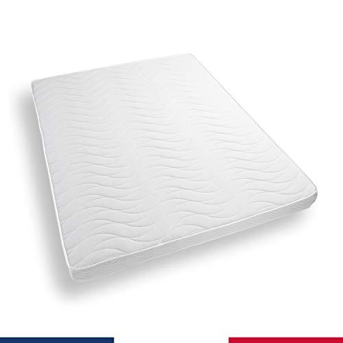 Atelier de Morphée Matelas Mousse 110x180 Confort Medium 20cm
