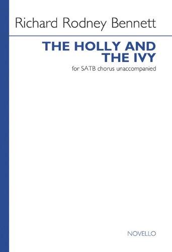 richard-rodney-bennett-the-holly-and-the-ivy-fur-satb-gemischter-chor