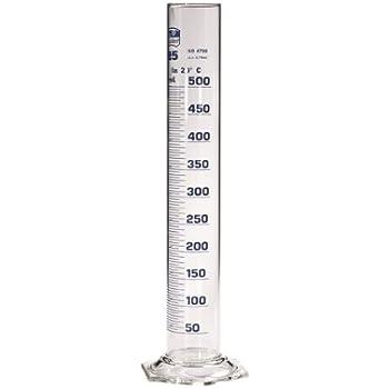 Messzylinder - SODIAL(R)41 cm hoch 1000ml Abgestufter