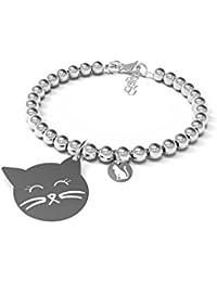 10 Buoni propositi - Bracciale Icon di annaBIBLO' - DA OGGI parlo solo col mio gatto