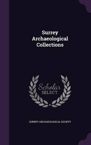 Surrey Archaeological Collections