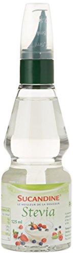 Pagès Stevia Liquide 125 ml - Lot de 2