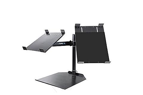 Novopro cdjdual CDJ Dual + Tisch Ständer