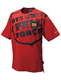 T-shirt - FC BARCELONE - Collection officielle - FC BARCELONA - BARCA - Football club Espagne - Tee shirt enfant