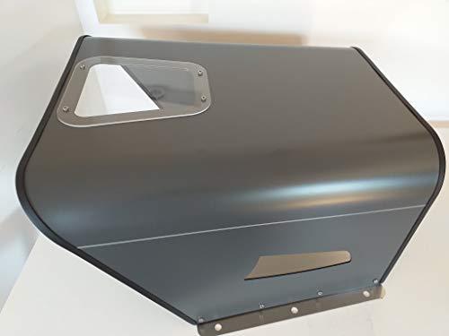 Neo Mini Garage für Mähroboter Carport für Rasenmäher Roboter Husqvarna Automower - Ambrogio - Gardena - Robomow - Wolf Garten - Kress - Cub Cadet