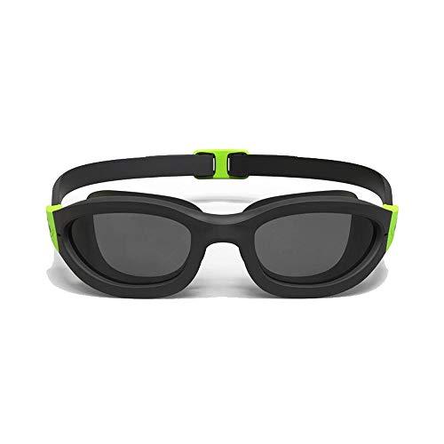 Szblk Brille Auslaufsicher wasserdichte Schwimmbrille mit Anti-Fog- und Anti-UV-Schutz for Männer und Frauen