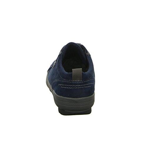 Marco Tozzi  2-2-23707-25, Chaussures de ville à lacets pour femme Bleu - Bleu