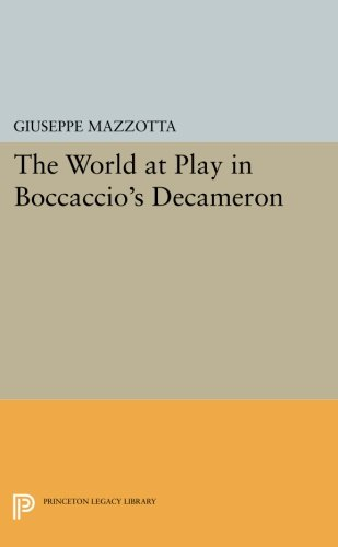 The World at Play in Boccaccio's Decameron