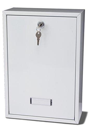 g2-trading-19-buzon-para-interiores-tamano-grande-acero-color-blanco
