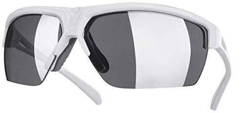 Crivit Design 100{f804797c93f00077dc35f04d6348ca8756e601824574cc646bd427070d9c6447} UV Sportbrille Sonnenbrille Fahrrad Brille 3 Wechselgläser