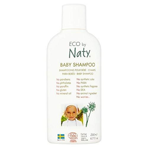 Naty Shampooing Éco Bébé 200Ml