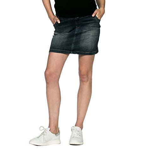 Love2wait Gonna premaman di jeans Dark Wash B999004 Blu Dark Wash