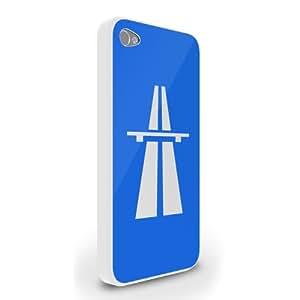Kraftwerk Autobhan iPhone 6 Case - Blanc