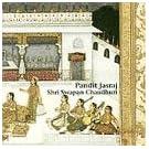 Pandit Jasraj & Swapan....