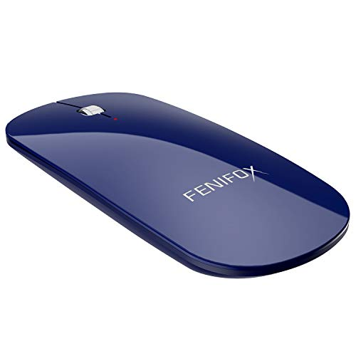 mouse per tablet Fenifox Mini Mouse Bluetooth Ricaricabile