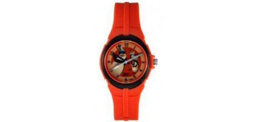 31CAKaI hVL - Titan C3017PP04 Zoop Orange Childrens watch