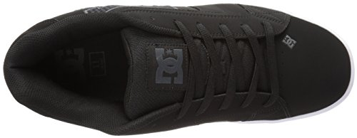 DC Shoes Men's Net SE Low Top Shoes Black White Black Black (BB2)