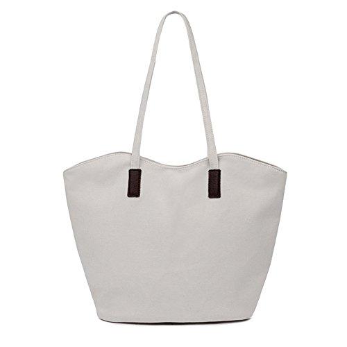 Borsa di tela/Borse tracolla/Borsa a tracolla moda casual/La versione coreana di tote bag/Panno di Mori dellannata-A A