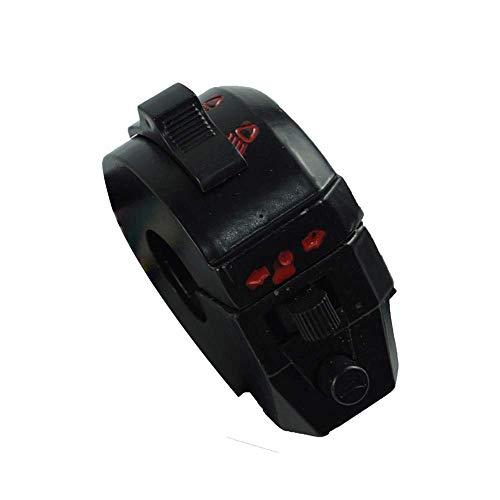 MJY 7/8 Motocicleta Atv 22Mm Botón del manillar Interruptores de control del...