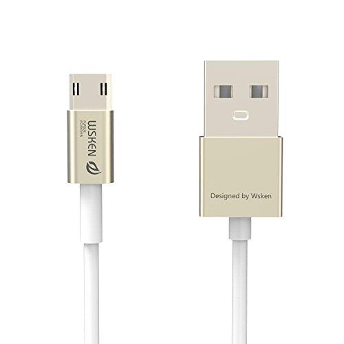 tablet meizu Wsken 1meter reversibile doppio USB a Micro USB