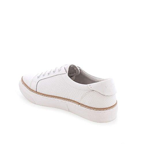 SIXTY SEVEN Damen 77704 Kleid-Schuhe Burna Weiß/Actled Weiß