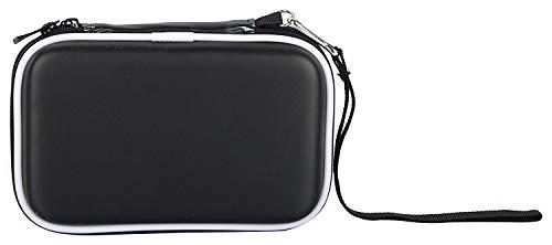 Technotech External Hard Disk Hard Case Pouch Cover Bag for Seagate Backup Plus Slim 1 TB External Hard Disk (Black)
