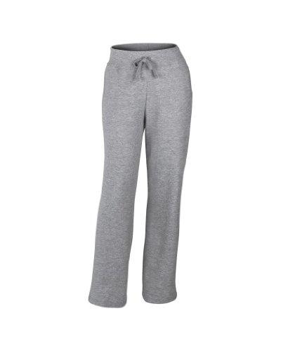Freizeithose mit offenem Beinabschluss L,Sport Grey
