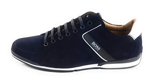 BOSS , Baskets pour Homme - Bleu - Blau(Darkblue), 41 EU