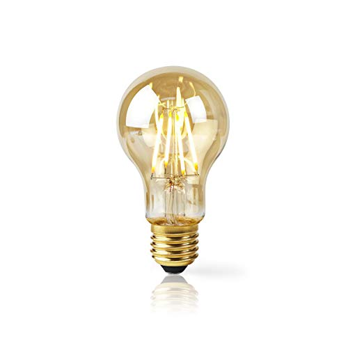 TronicXL 2 Stück WiFi WLAN Lampe Filament Retro Design LED Leuchtmittel  Smart Glühlampe E27 Für Amazon