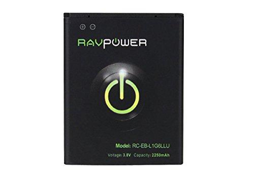 RAVPower Batteria 2250mAh per Samsung Galaxy S3, I9300 con NFC / Google Wallet