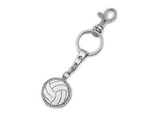 leyball Schlüsselanhänger: # 1Top Geschenk für Volleyball Player, Coach und Team. Warum Kauf Another Volleyball Trophy? ()
