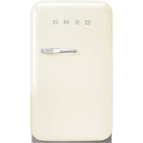 Smeg FAB5RCR3 réfrigérateur Autonome Crème 34 L A+++ - Réfrigérateurs (34 L, SN-T, 40 dB, A+++,...