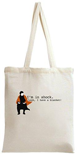 Preisvergleich Produktbild Sherlock Shock Blanket Tote Bag