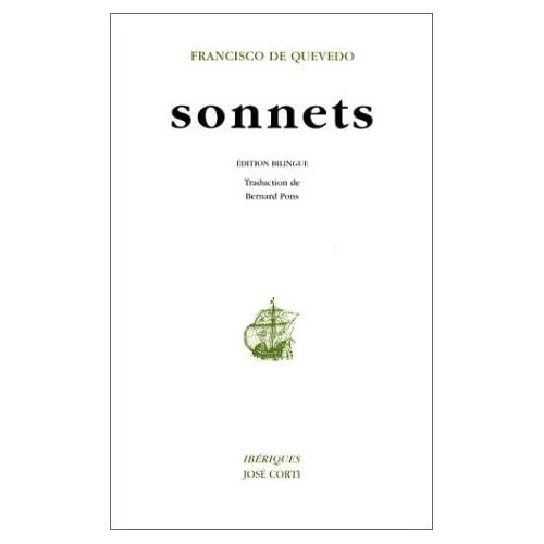 Sonnets (livre non massicoté) : Edition bilingue (français-espagnol)