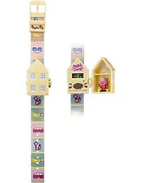 Peppa Pig PEP62 - Reloj infantil, correa de plástico