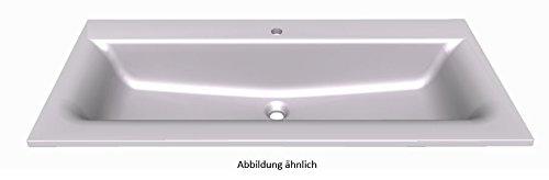PURIS Star Line Glaswaschtisch, Quarzitgrau/WGS922E83/B: 120 cm