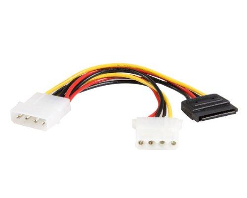 startechcom-6in-lp4-lp4-sata-power-y-cable-adapter