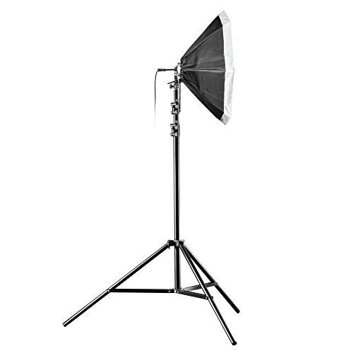 Walimex Daylight-Set 360 mit Softbox (80 cm) (Durchmesser)