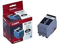 Canon 0917A007AA BC-60 Tintenpatrone schwarz Standardkapazität 57ml 1er-Pack