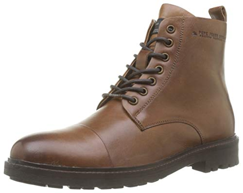 Pepe Jeans London Porter Boot, Botas Desert para Hombre, Tan 869, 43 EU