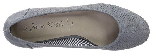 Jane Klain - 223 763, Scarpe col tacco Donna Blu (Denim)
