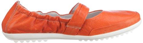 Marc Shoes 1.686.02-01/630-Helen, Ballerines femme Rouge-TR-C3-118