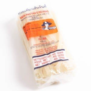 Farmer Brand Reisnudeln Banh Pho & Pad Thai 10mm 400g (Thai Nudeln)