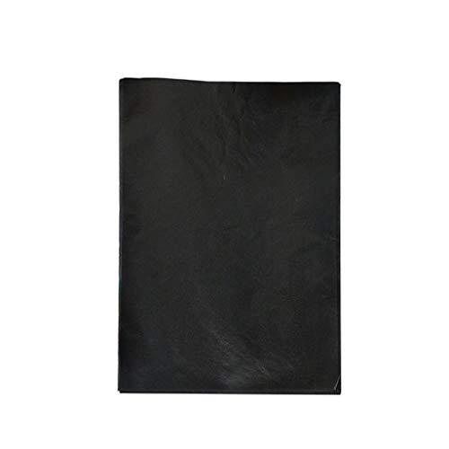 50PCS Black Carbon Copy Paper für Hand-, Schreibmaschinen und Textverarbeitungsgeräte