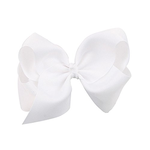 1pc-kids-girls-large-bow-alligator-knot-ribbon-hair-clip-accessories